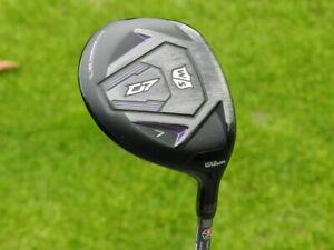 Wilson-D7-Holz-7-Damen-rechtshand-NP-199-Euro