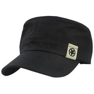 Men-Women-Hat-Adjustable-Baseball-Army-Cadet-Military-Baseball-Sport-Cap-W