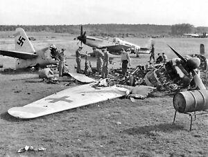 "USAAF North American P-51 Mustang ((8.5""x11"")) Print"