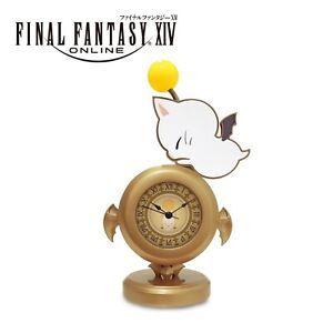 Authentic Anime Japan Final Fantasy XIV Moogle Projection Clock by Taito