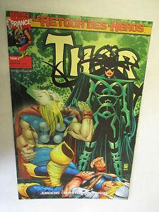 Thor-le-Retour-des-Heros-numero-2-d-039-Aout-1999-Marvel-France