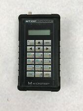Microtest Black Box Mt350 Mt 350 Scanner