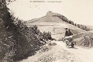 CPA-L-039-Auvergne-Puy-la-BOURBOULE-la-Roche-Vendeix