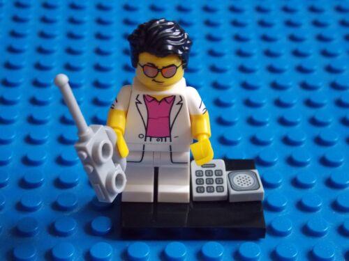 LEGO MINI-FIGURE SERIES 17 - YUPPIE - 80/'S DUDE