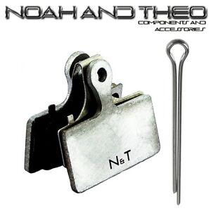 N/&T Shimano F01A F03C G01A G01S G02A XTR SLX Sintered Disc Brake Pads