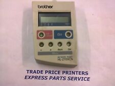 Brother HL-2700 CN Replacement Operator Control Panel