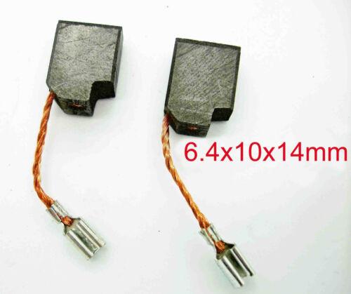 Dewalt Meuleuse D/'Angle Brosses Carbone 6.4mm X 10mm DW4