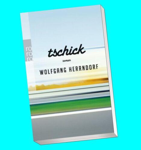 1 von 1 - Wolfgang Herrndorf - Tschick (Taschenbuch | Rowohlt 25635)