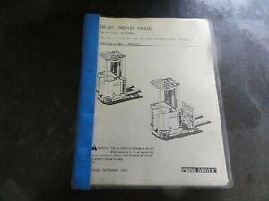 Prime-Mover-RR-40B-RR-30C-RR-34B-RS-40C-RS-50B-Forklift-Trucks-Repair-Manual