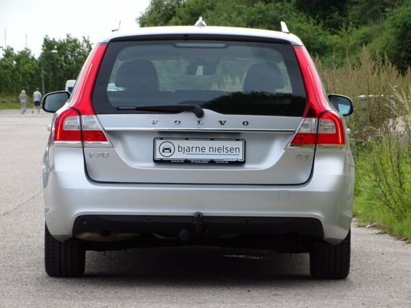 Volvo V70 2,0 D3 150 Summum aut. - billede 4