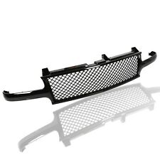 For 1999-02 Chevy Silverado/2000-06 Suburban/Tahoe Mesh Front Hood Grille Grill