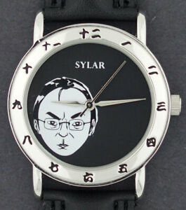 San-Diego-Comic-Con-Exclusive-Heroes-Sylar-Character-Novelty-Watch-in-Tin