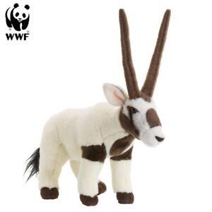 Wwf-Stuffed-Toy-Oryxantilope-23cm-Antilope-Animal-Africa-New
