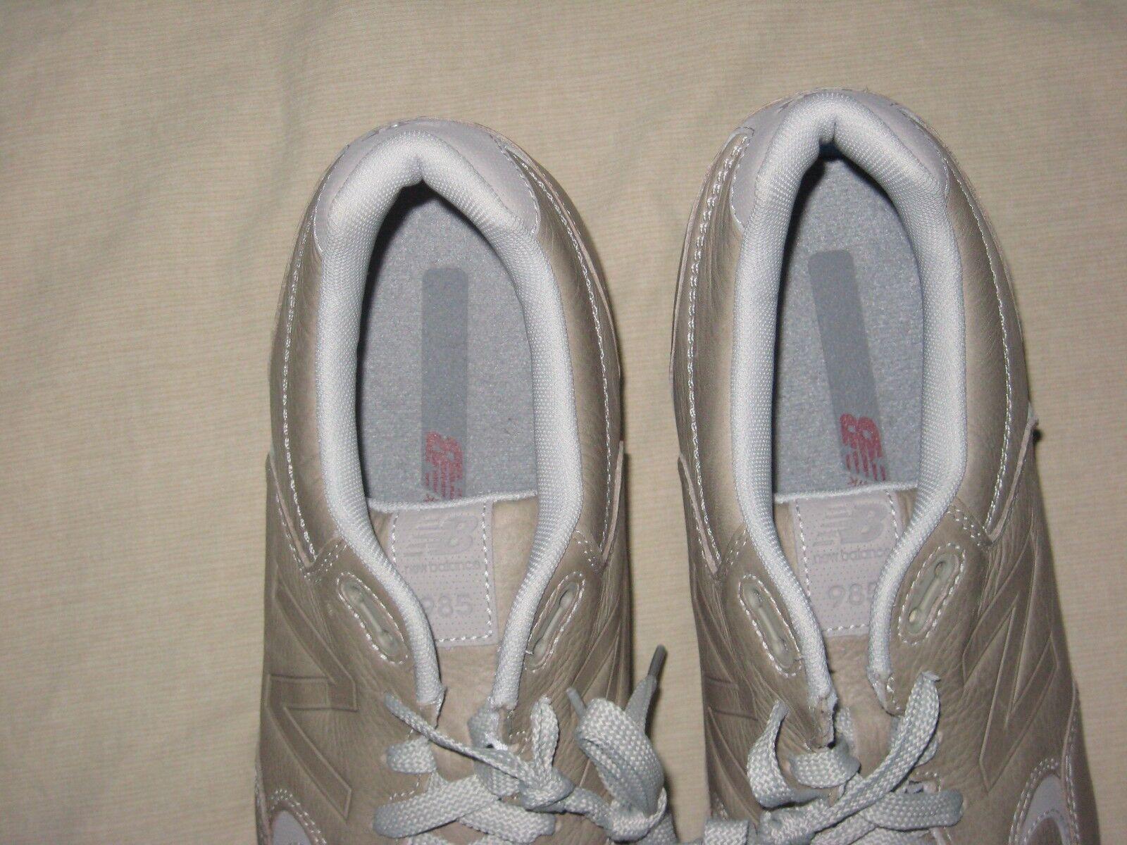 Men's New Balance MW985GR MW985GR Balance New without box. Size 12D 7d83fa