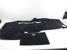 Faux-Suede, Black DashMat SuedeMat Dashboard Cover Toyota RAV4