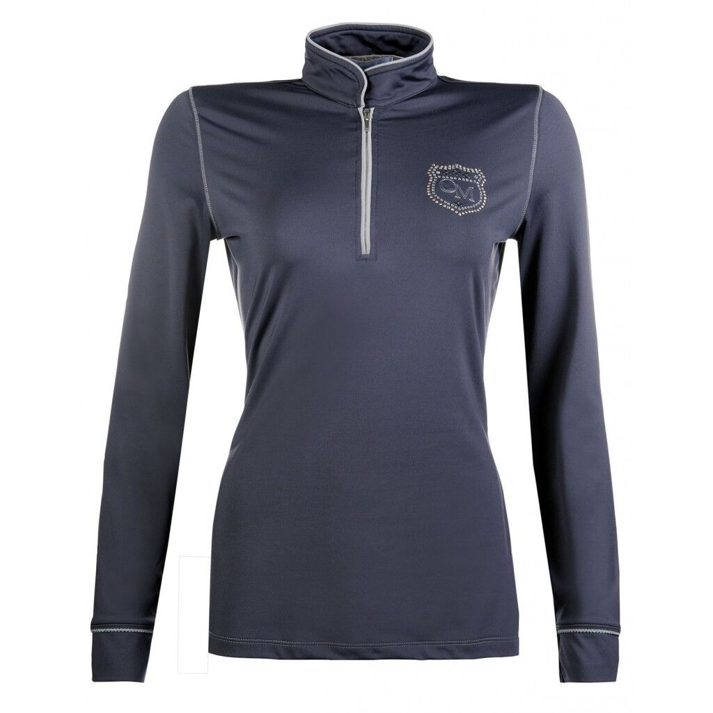 HKM  Sports Ladies' Piemont Functional Shirt  happy shopping