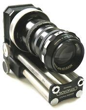 Novoflex Noflexar 1:4.5/135 R Lens + Pralei Adapter + Bellows - Very Nice!