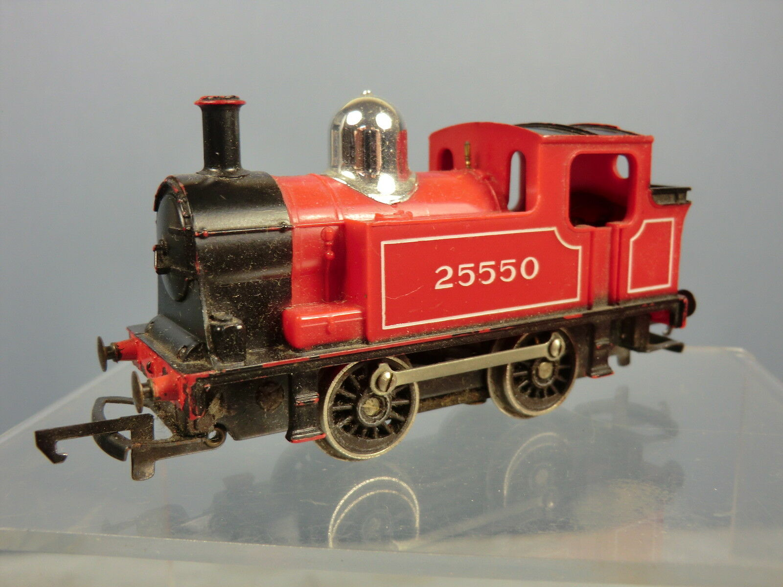 TRI-ANG RAILWAYS MODEL No.R.455  0-4-0T INDUSTRIAL LOCO  25550  SPECIAL EDITION