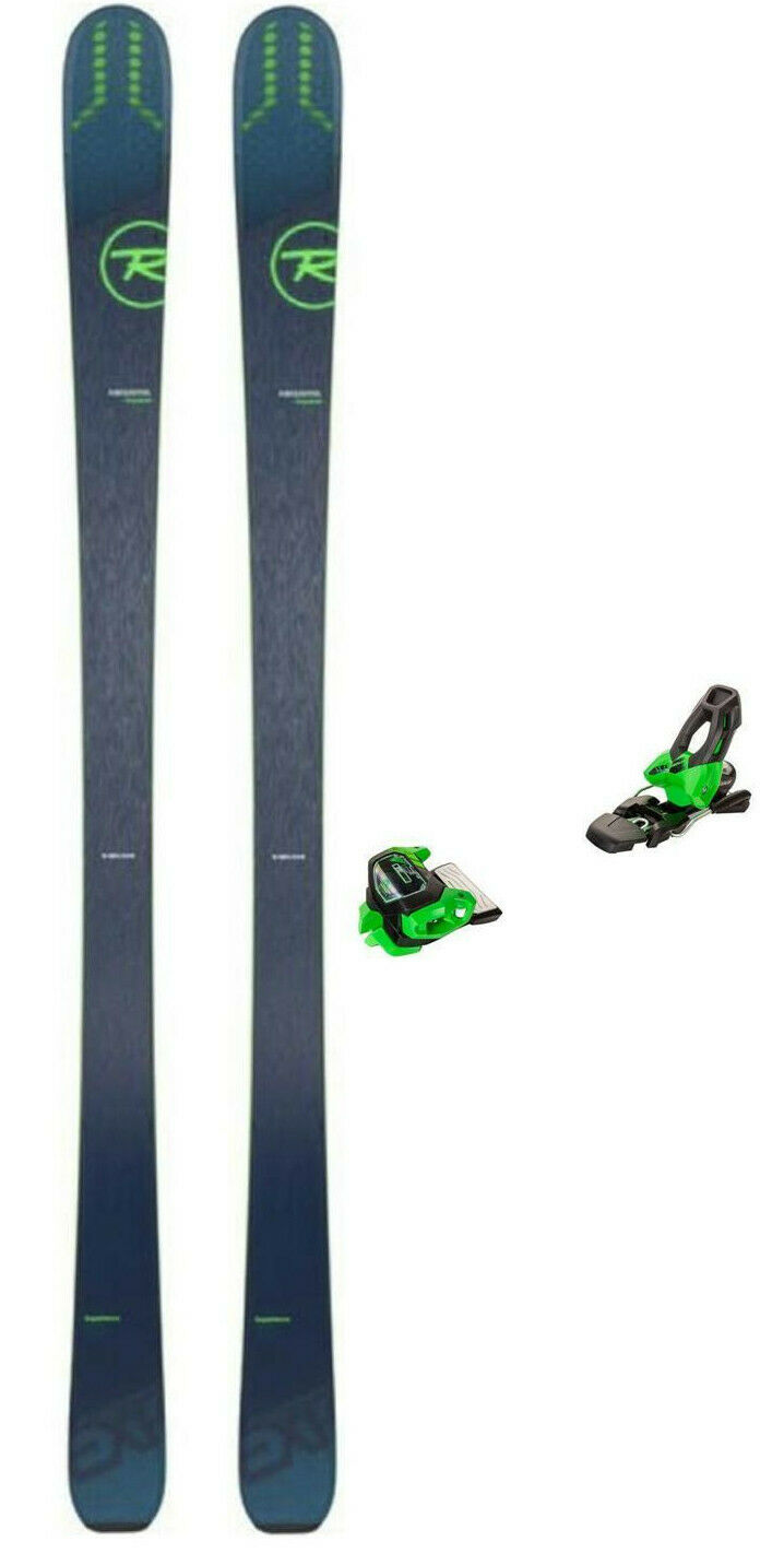 Rossignol Experience 84 Ai snow skis 184cm w-bindings NEW 2020