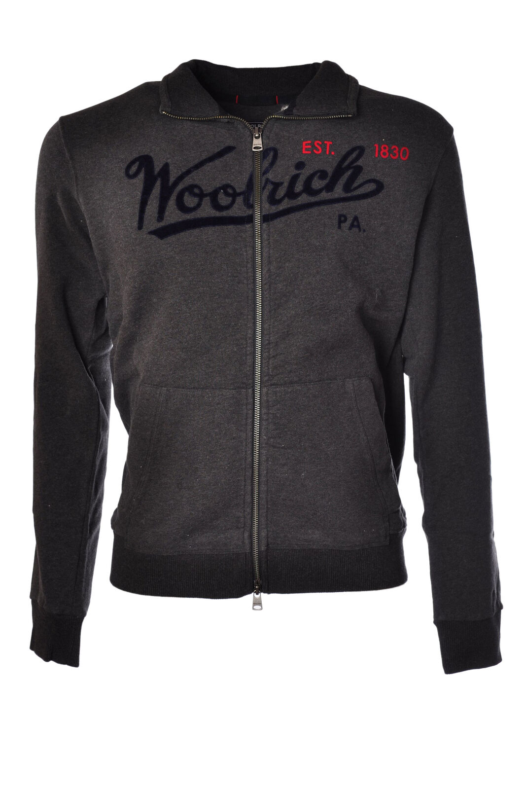 Woolrich - Topwear-Sweatshirts - Man - Grau - 879818C183744