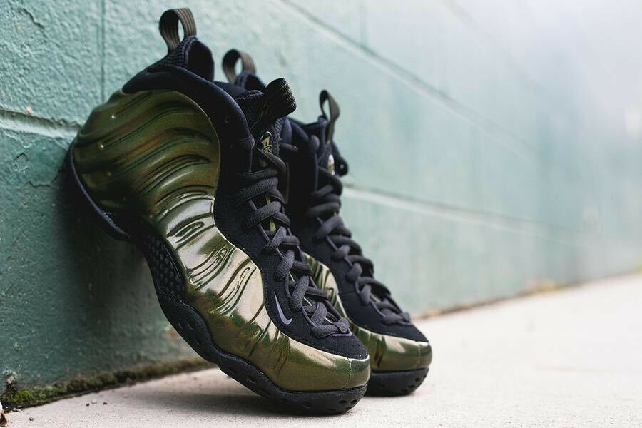 Nike Air Foamposite One Mens Comfortable Seasonal price cuts, discount benefits