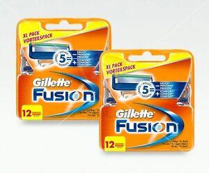 Gillette-Fusion-Rasierklingen-24-Stueck-Original-Blister-Pack