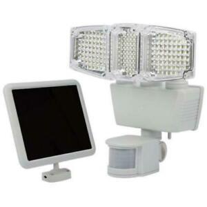 RICH SOLAR 182 LED Solar Motion Light 1200 Lumens Outdoor Sensor