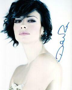 Dolcenera-Signed-Photo-Foto-Autografata-Italian-Singer-Raro-Autografo-Music