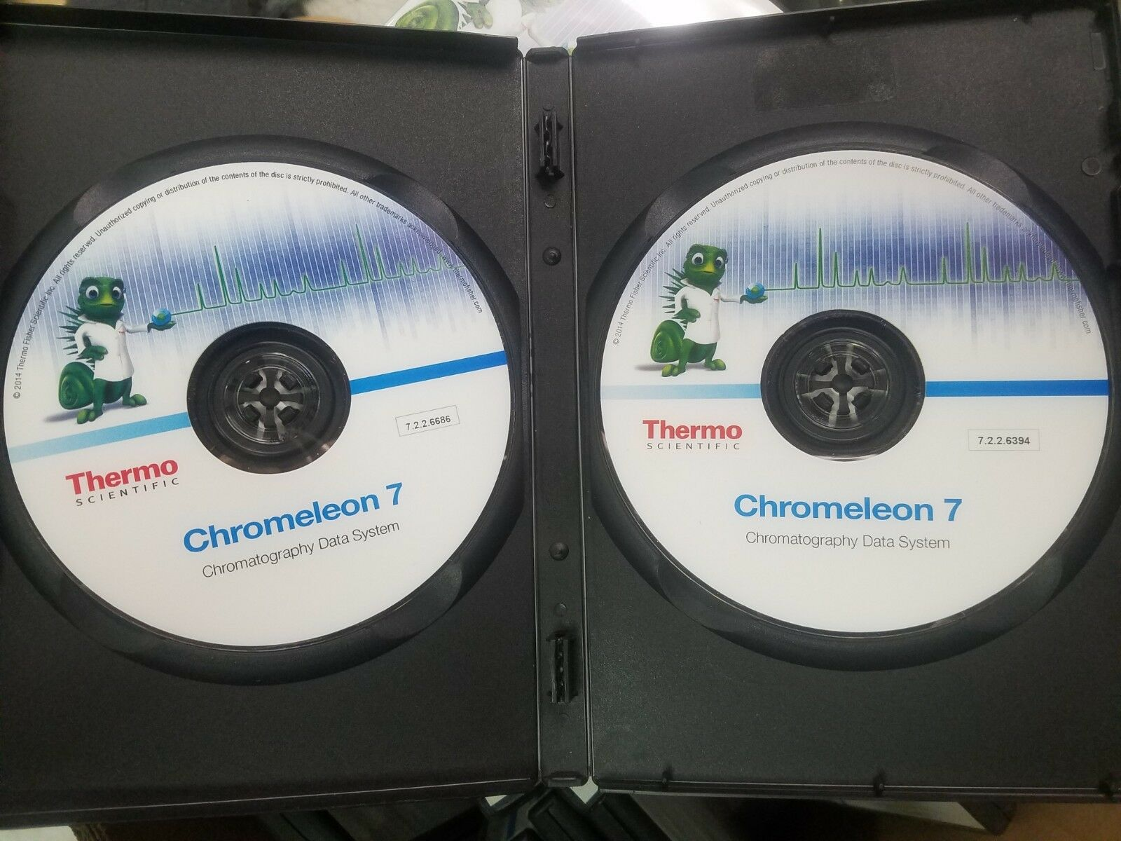 DRIVER UPDATE: CHROMELEON DONGLE