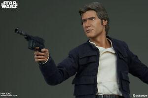 Sideshow-HAN-SOLO-Star-Wars-Statue-Premium-Format-Figure-BRAND-NEW-EN-STOCK
