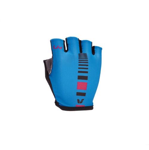 LIV Professional Women Half Finger Cycling Bicycle Biker Antiskid Gloves