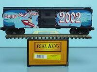 Mth 30-7490 2002 Years Box Car