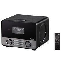 Hama IR110 Wireless Lan Internet-Radio schwarz WLAN USB Spotify