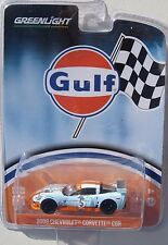 GREENLIGHT HOBBY ONLY 2009 CHEVROLET CORVETTE C6R GULF