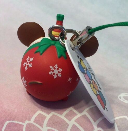 Disney Tsum X-mas Mickey Mouse Tongue Out Konami Arcade Strap RARE Unregistered