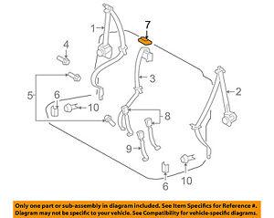image is loading toyota-oem-07-14-fj-cruiser-rear-seat-