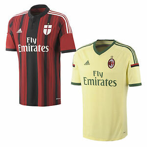 ADIDAS-AC-MILAN-MILAN-CHEMISE-MAILLOT-JERSEY-HOMMES-AC-MILANO-CLIMACOOL-SERIE-A