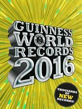 Guinness World Records 2016 by Guinness World Guinness World Records (Trade Cloth)