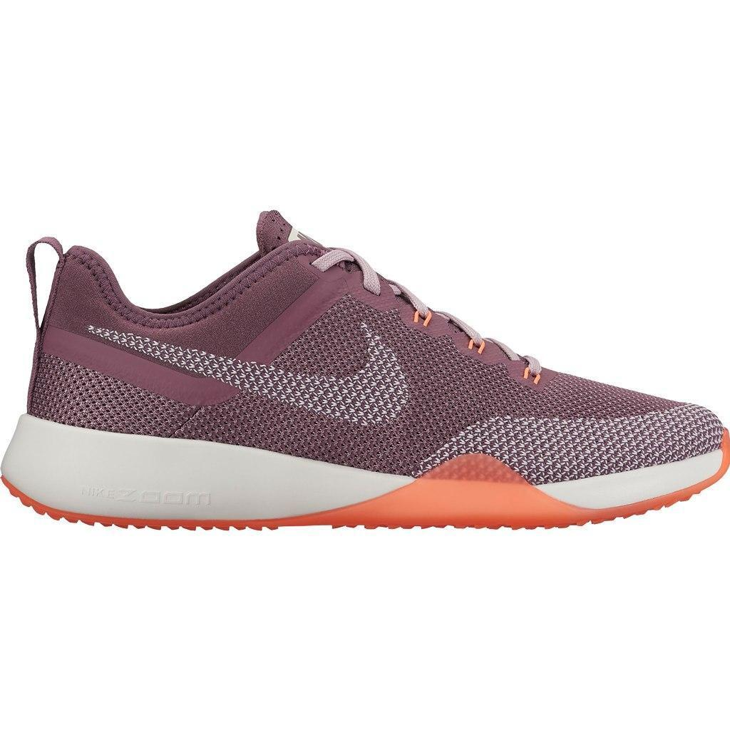 Womens NIKE AIR ZOOM TR DYNAMIC Purple Trainers Shade Running Trainers Purple 849803 500 b519da