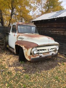 1953 mercury m250  truck
