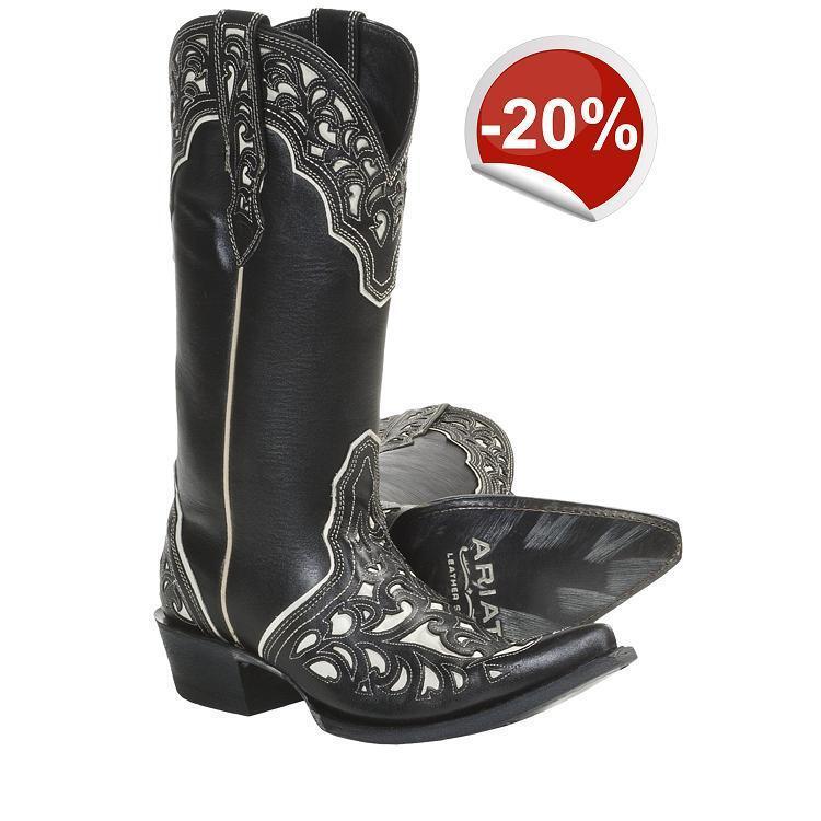 Stivali stivale texani country western cowboy -37.5 donna Ariat 36.5 -37.5 cowboy -38.5 -40 d126b5