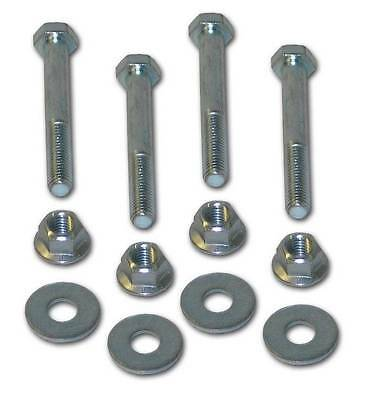 C-7-10 Compatible With 1964-74 GM Front Shock Hardware Lower Control Arm Clip Nuts /& Mounting Bolts OEM