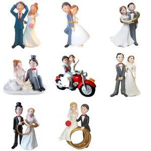 Brautpaar Hochzeitspaar Lustig Rs Tortenaufsatz Deko Hochzeit