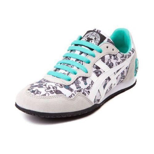 Onitsuka Tiger x Tokidoki Limited Edition Serrano Sneakers Shoes Womens Size 7.5