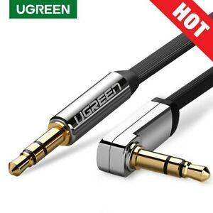 Ugreen-3-5-mm-XXX-auxiliaire-Cordon-male-a-male-audio-stereo-Cable-Pour-PC-Voiture-MP3