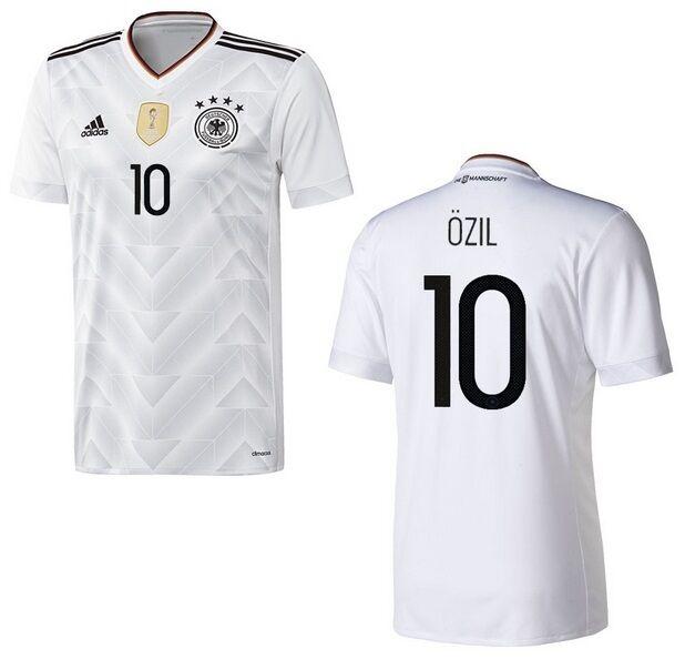 Deutschland Özil Cup Confed Home 2017 DFB Adidas Trikot