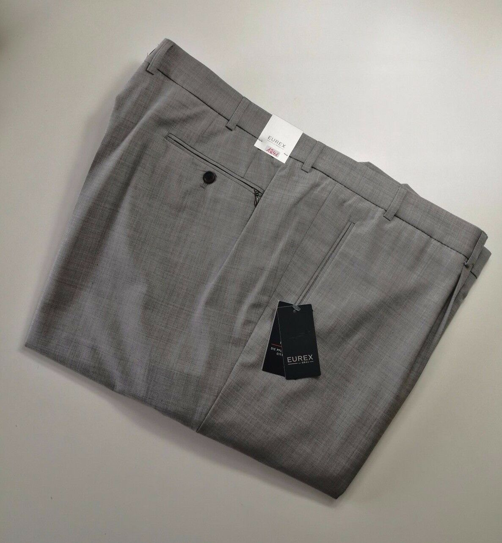 Eurex 311 gris stoffhose, grande taille, stretch, anzugshose, Brax, gris 311 62081f