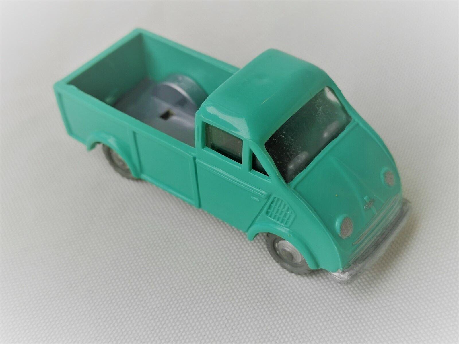 Siku Plastik V25 DKW Metzgerwagen Patina Gr 65533;rough 65533;n V Serie