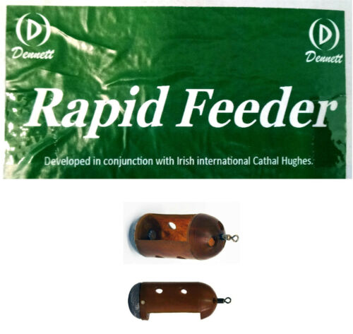 Dennett Rapid Window Feeder by Cathal Hughes All Sizes Fishing Tackle