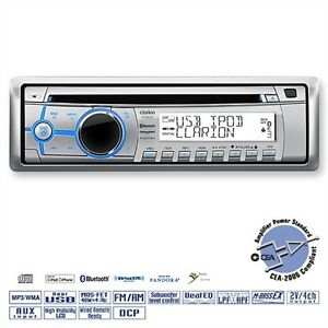 Clarion-M303-Wasserfestes-Marine-Boot-Radio-MP3-CD-iPod-iPhone-Bluetooth-Outdoor
